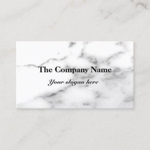 Marble background business cards zazzle white marble stone background business card design colourmoves
