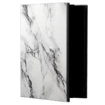 White Marbled Stone Seamless Pattern Powis iPad Air 2 Case