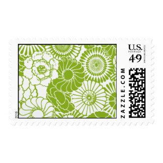 White Micah-BLO83 Postage Stamp