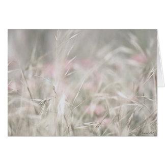White Mist Card