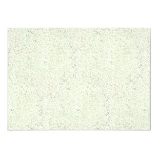 White Mist Cork Wood Grain Look Card
