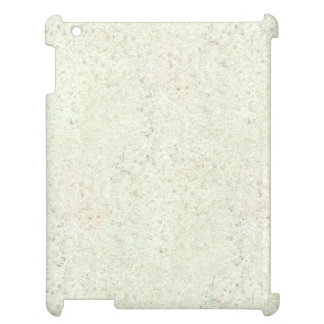 White Mist Cork Wood Grain Look Cover For The iPad 2 3 4