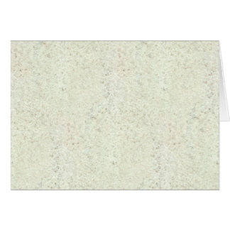 White Mist Cork Wood Grain Look Greeting Card