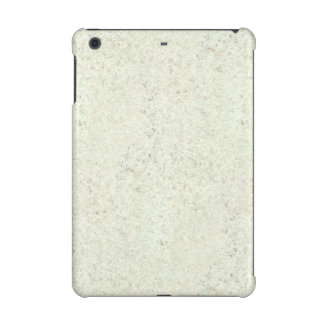 White Mist Cork Wood Grain Look iPad Mini Retina Cover