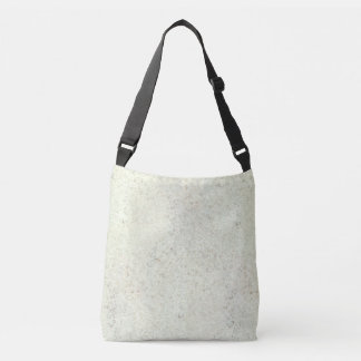 White Mist Cork Wood Grain Look Tote Bag