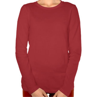 White Moose Silhouette T-Shirt