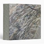 White Moss on Driftwood Vinyl Binders