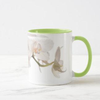 White Moth Orchid Mug