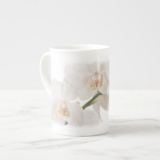 White Moth Orchid Tea Cup