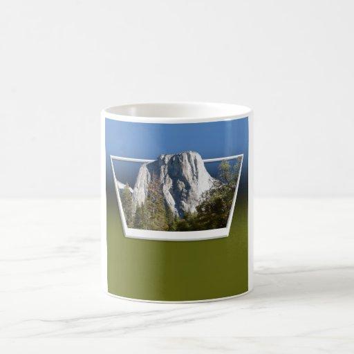 White Mountain Classic White Coffee Mug