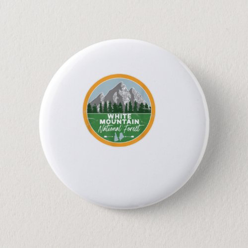 White Mountain National Forest New Hamps Button