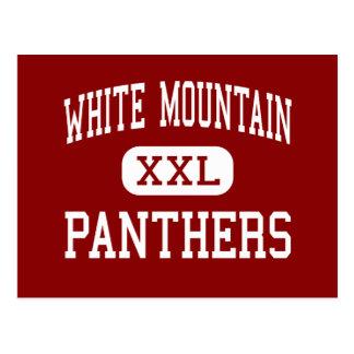 White Mountain - Panthers - Junior - Rock Springs Postcard