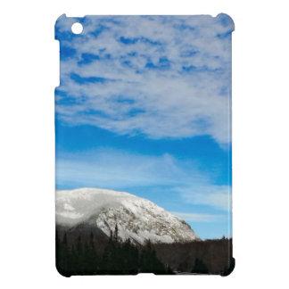 White Mountains Big Blue Sky iPad Mini Covers
