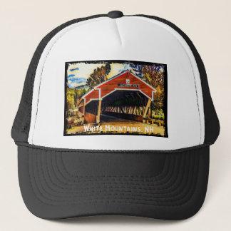 White Mountains Covered Bridge Trucker Hat