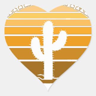 White Mountains Heart Sticker