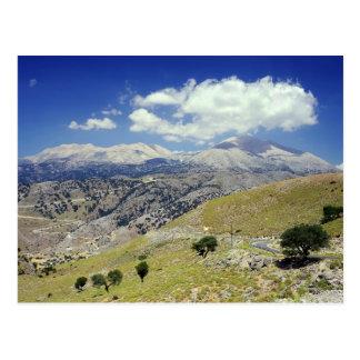 White Mountains Postcard