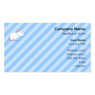 White Mouse. Business Cards