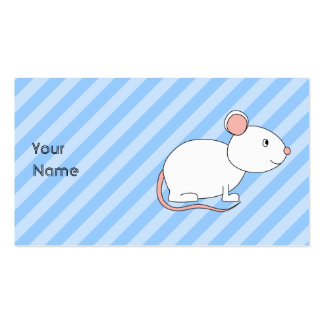 White Mouse. Business Card