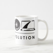 White Mug - 128BPM Evolution