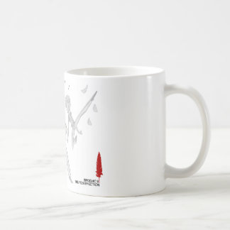 White Mug - Official B2 Production Art