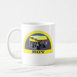 White Mug - ROV
