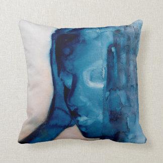 White Noise 2007 Throw Pillow