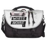 White Noise MX5 Miata Commuter Bag