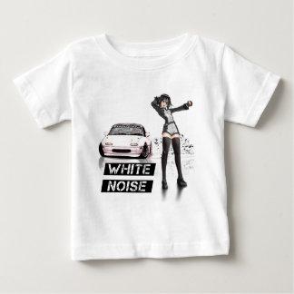 White Noise MX5 Miata Infant T-shirt