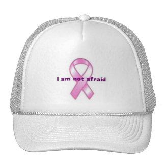 White Not Afraid Hat