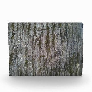 White Oak Acrylic Award