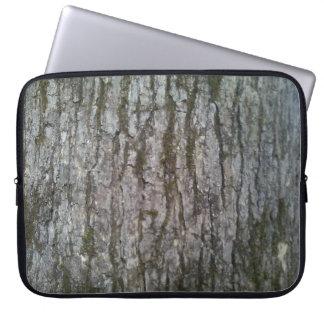 White Oak Computer Sleeve
