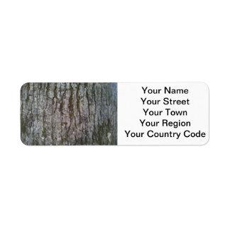 White Oak Label