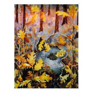 """""""White Oak Rennaisance"""" Country Roads Postcard"""