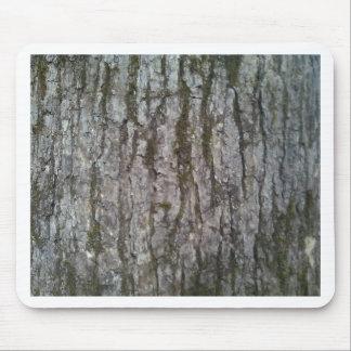 White Oak Tree Bark Mouse Pad