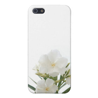 White Oleander Covers For iPhone 5