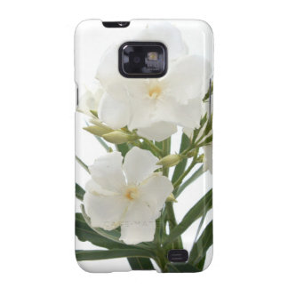White Oleander Galaxy S2 Cover