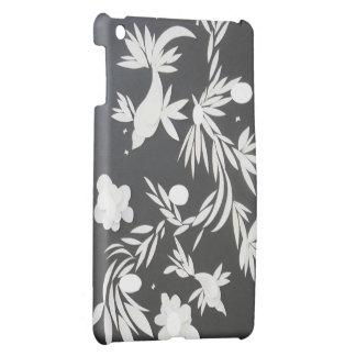 """White On Black"" iPad Mini Cases"
