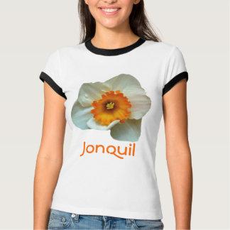 White Orange Jonquil T-Shirt