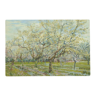 White Orchard by Vincent Van Gogh Placemat