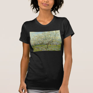 White Orchard by Vincent Van Gogh T Shirts