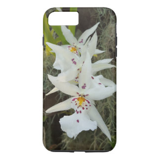 White Orchid Blooms iPhone 7 Plus Case