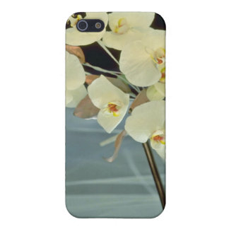 white Orchid bridal bouquet - Phalaenopsis flowers Covers For iPhone 5