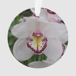 White Orchid II Ornament