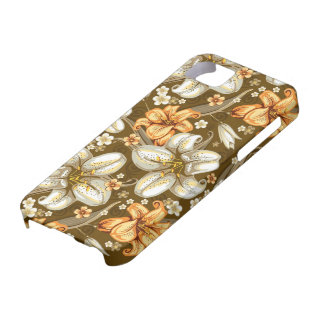White Orchid iPhone 5 Cover