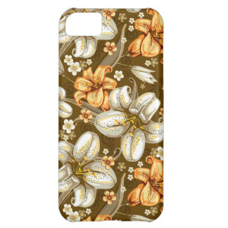 White Orchid iPhone 5C Cover
