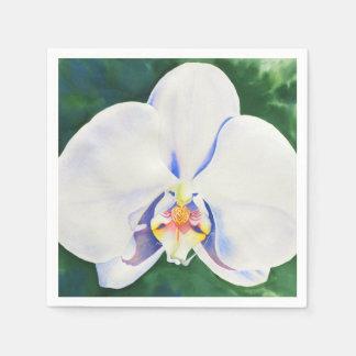 White Orchid Napkin