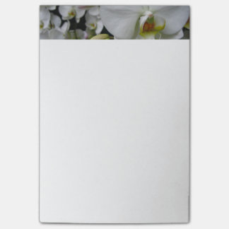 White Orchid Note Post-it® Notes