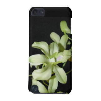 White Orchids Ipod Touch Case