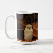White Owl Coffee Mug