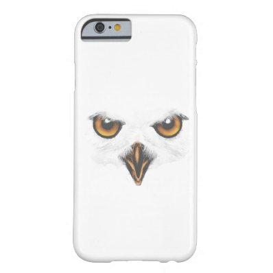 White Owl iPhone 6 case iPhone 6 Case